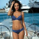 Един прекрасен модел бански костюм от Feba в два цвята